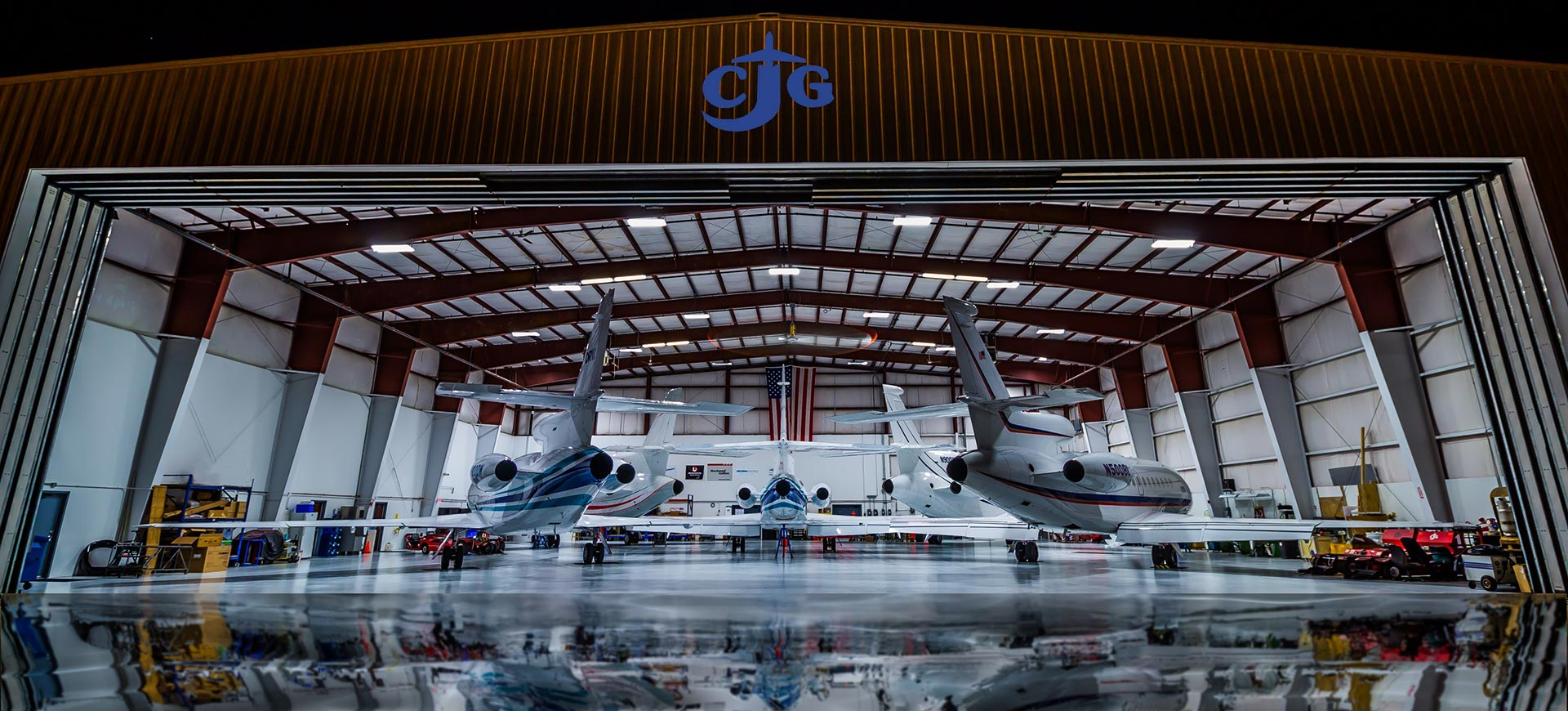 Chicago Jet Group Hangar