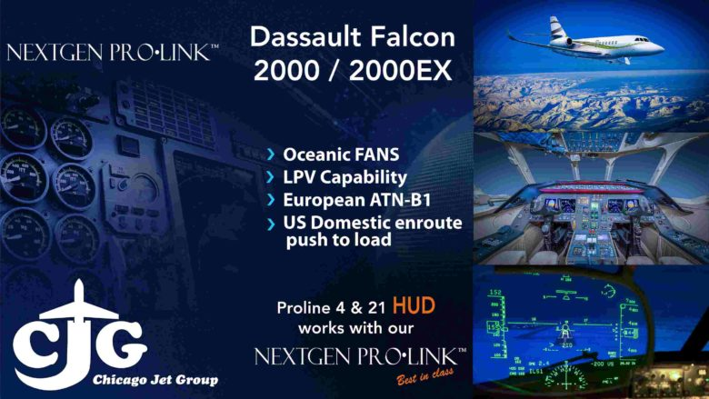 Falcon 2000 and 2000EX ProLink-01